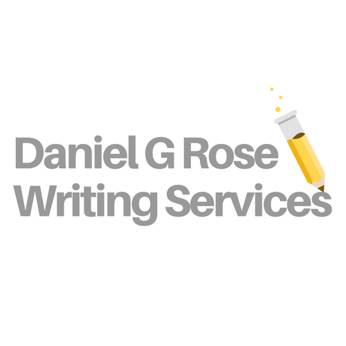Daniel Rose Writing Services Logo